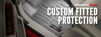 Interior Accessories_Floor mats_Weathertech_Custom Truck_Interior Protection